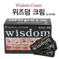 Wisdom Cream 包裝再生霜 (100包)