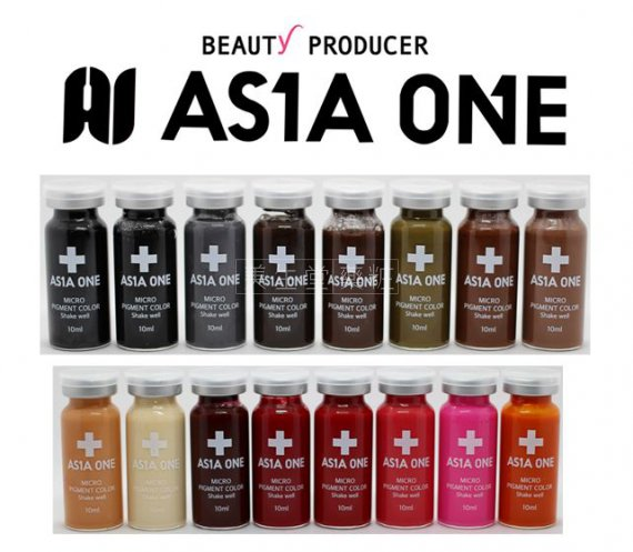 A1 ASIA ONE MICRO PIGMENT COLOR 兩用色素
