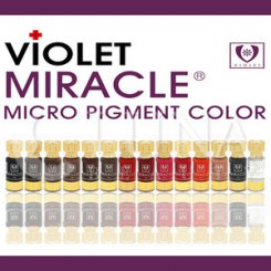 MIRACLE MICRO PIGMENT COLOR 有機兩用色素